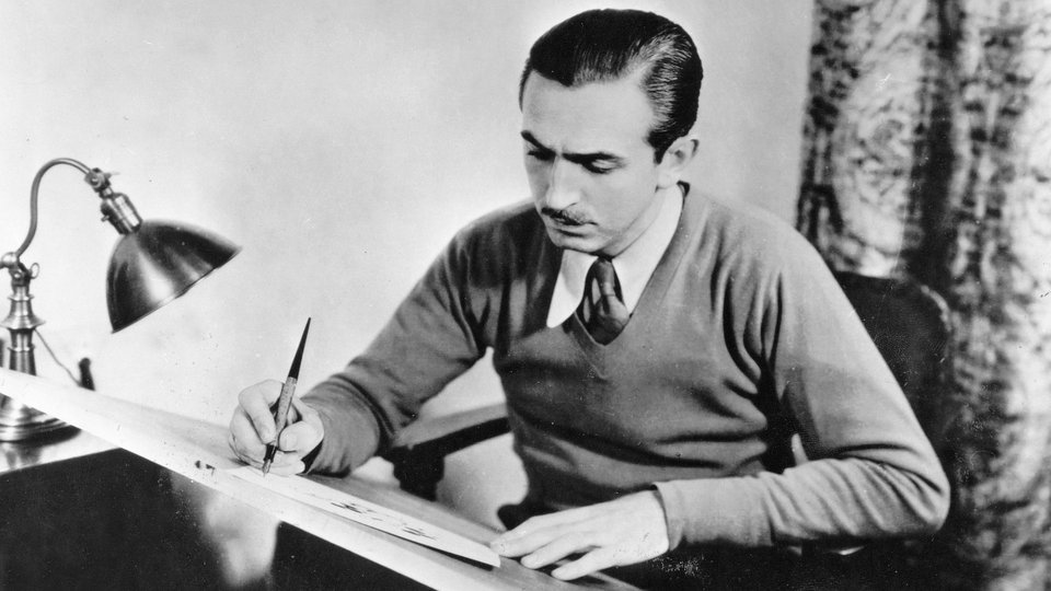 Уолт Дисней в 1930 году / Фото: Getty Images