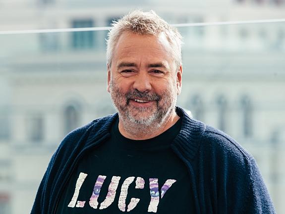 Неутомимый Люк Бессон представил в Москве боевик «Люси»