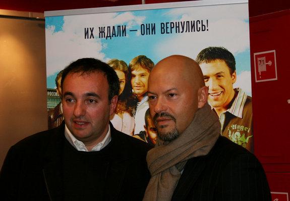 Александр Роднянский, Федор Бондарчук