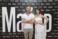 Денис Шведов и Наталья Лесниковская