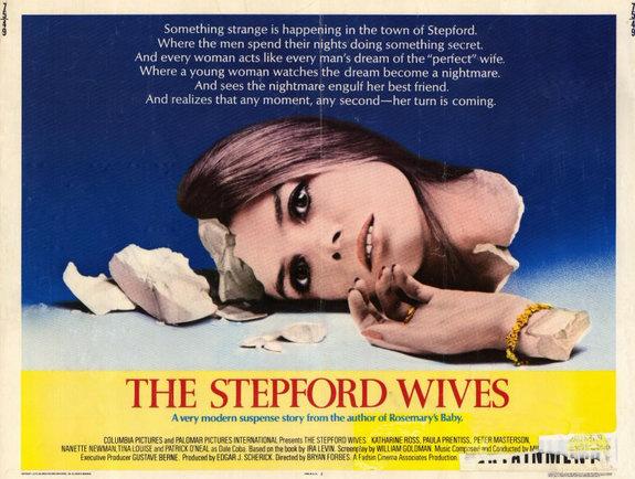 «Степфордские жены» (1975)