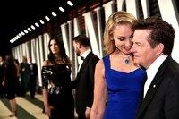 Трэйси Поллан и Майкл Джей Фокс  / Фото: Getty Images
