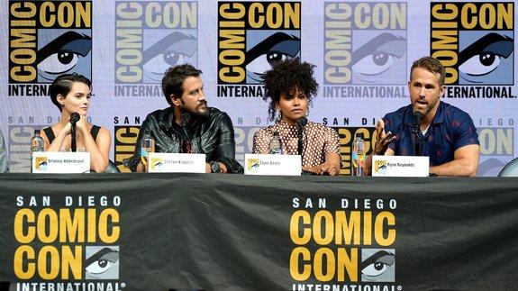 Comic-Con: Как Дэдпул убил Гитлера