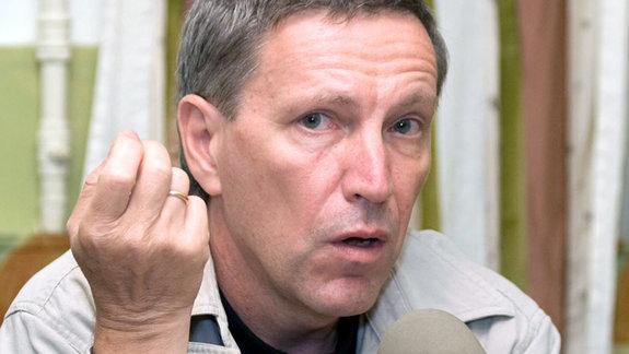 Андрей Плахов / Фото: Радио «Свобода»