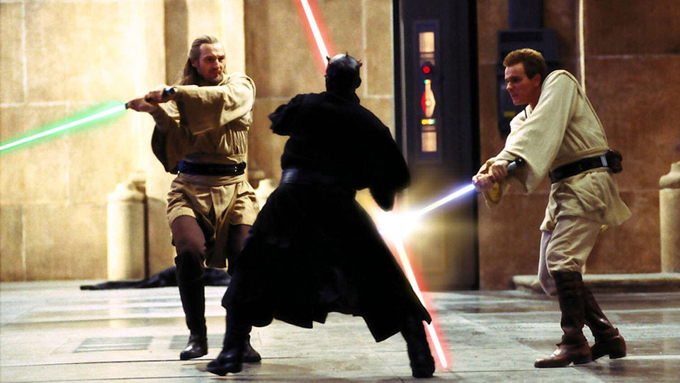 «Звездные войны: Эпизод 1 — Скрытая угроза»