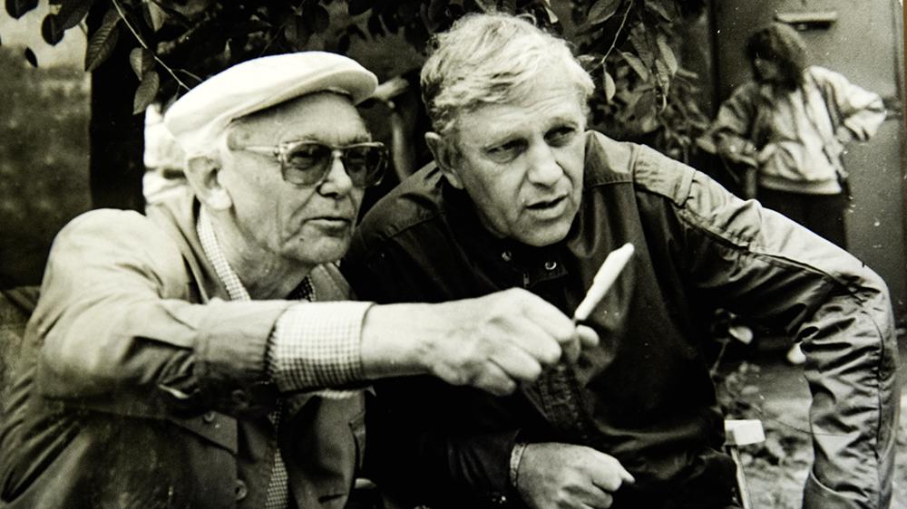 Подкаст «Кинотеатр Родина»: 95 лет Леониду Гайдаю. Бамбарбия! Киргуду!