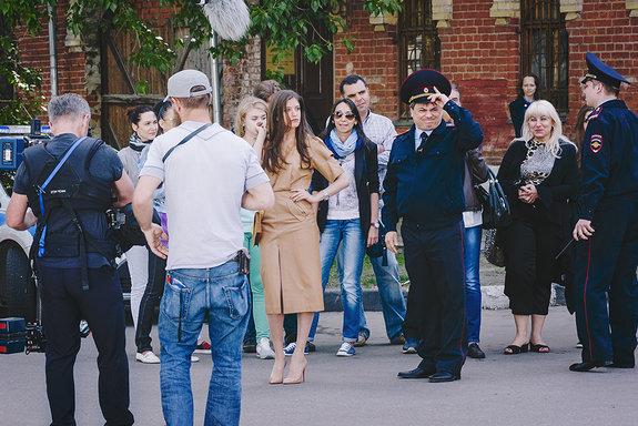 Андрей Леонов, Анна Чиповская