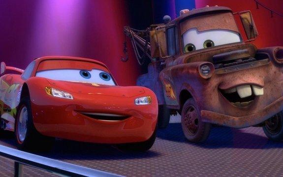 Джон Лассетер: «Я большой ребенок, открывший для себя анимацию»
