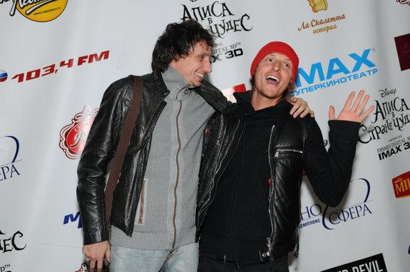 Вадим Галыгин и Павел Воля