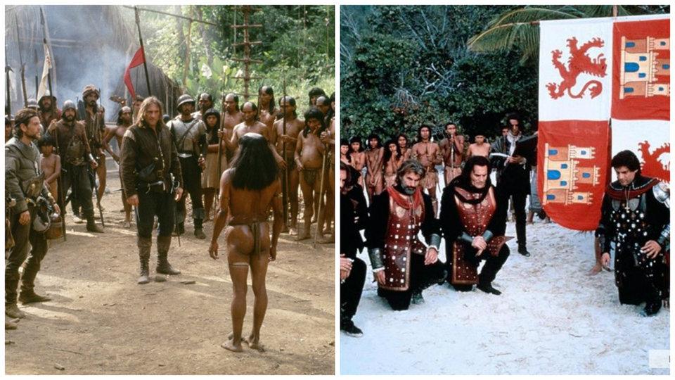 «1492: Завоевание рая»  и «Христофор Колумб: История открытий»