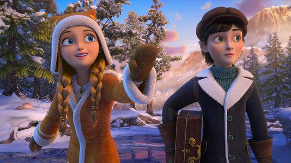 «Снежная королева 3. Огонь и лед»