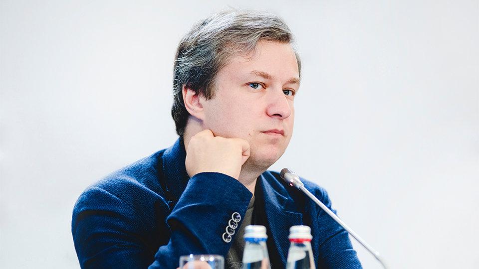 Антон Долин / Фото: Элен Нелидова