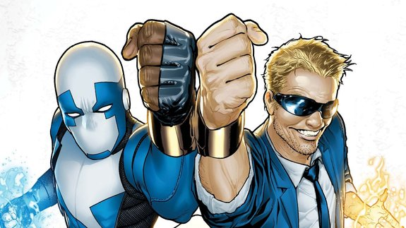 Братья Руссо спродюсируют сериал по мотивам комиксов «Квантум и Вуди» — новости на КиноПоиске