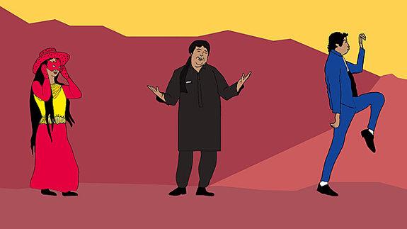 Французский режиссер открыла для мира афганский «Ничевуд»