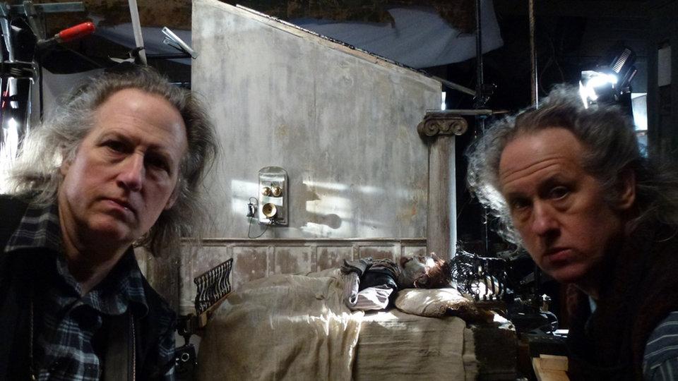 Тимоти и Стивен Куэи