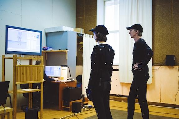 Motion capture: Секреты технологии и актерского мастерства