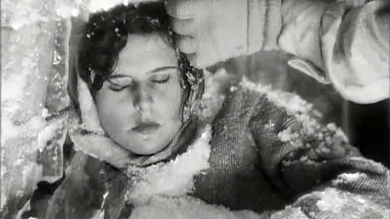 Лени Рифеншталь в фильме «Белый ад Пиц-Палю» (1929)