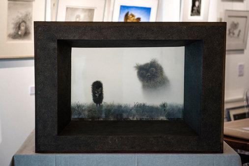 Кадр из «Ежика в тумане» / Фото: Элен Нелидова, КиноПоиск