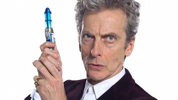 12-й Доктор (Питер Капальди) и его звуковая отвертка