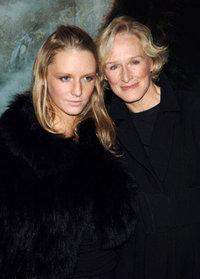 Гленн Клоуз с дочерью Анной