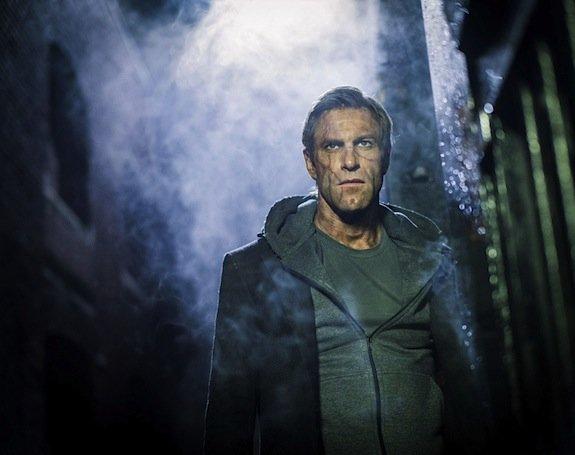 Аарон Экхарт: «Я играл монстра Франкенштейна как подростка»