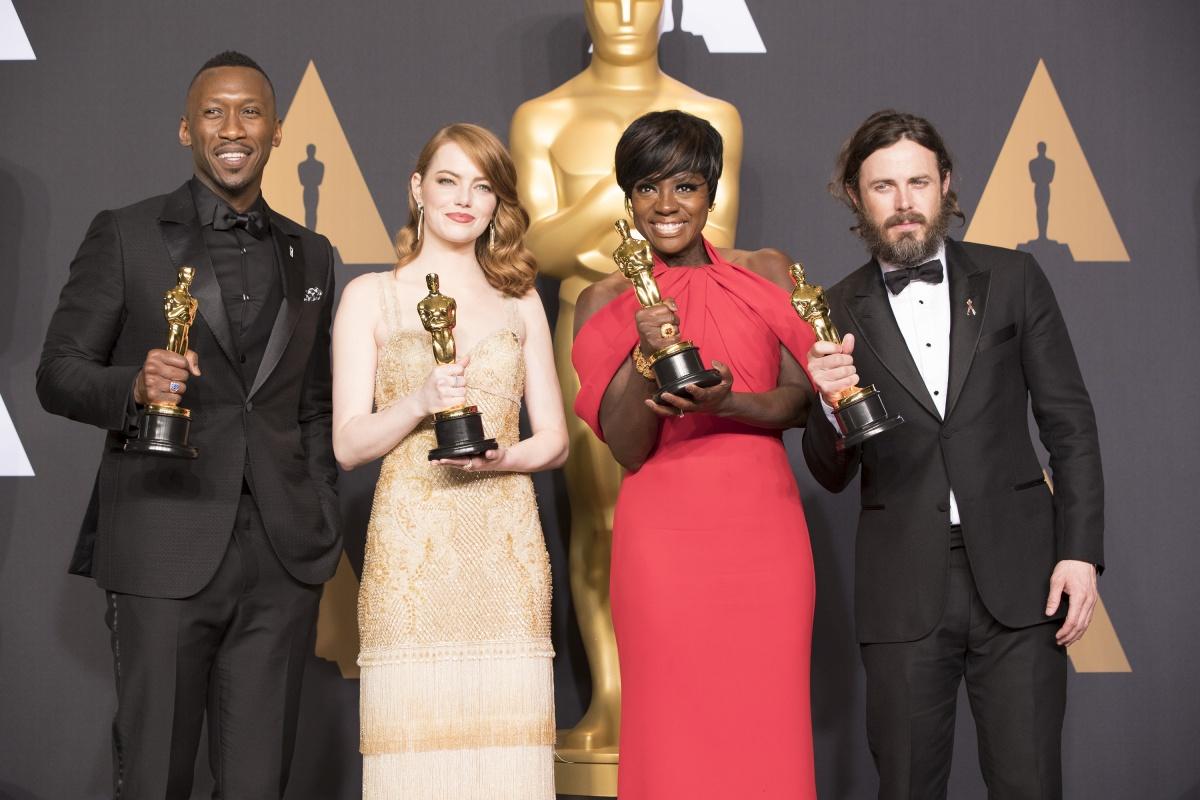 «Оскар-2017»: Звезды, наряды и атмосфера
