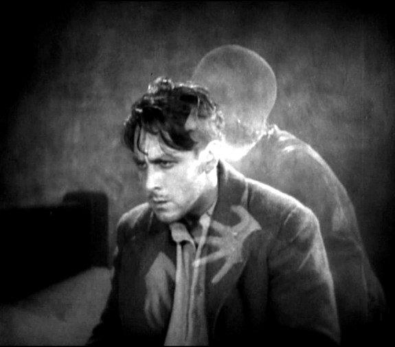"""Пример двойной экспозиции из фильма Ф.В. Мурнау """"Восход солнца"""""""
