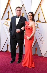 Аарон Соркин и Молли Блум / Фото: Getty Images