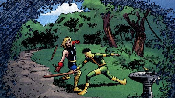 Постоянное соперничество между Тором и Локи