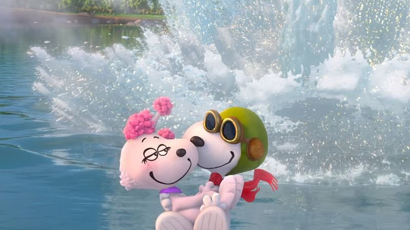 Снупи и Фифи: Да, не только Чарли предстоит влюбиться!