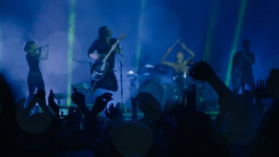 Брайан Молко: Кадр из фильма / Фотографии предоставлены Placebo