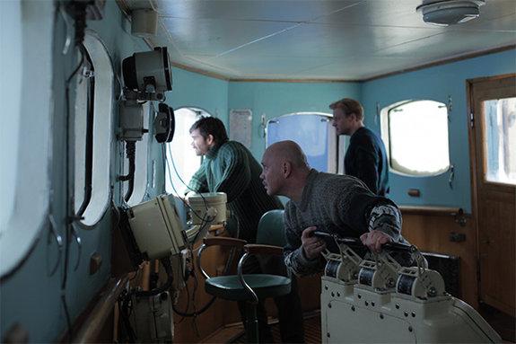 Кадр из фильма «Ледокол»