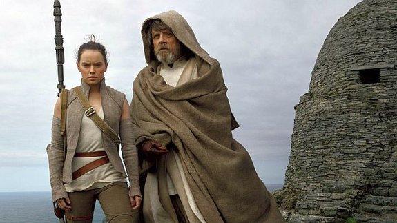 Появилось видео со съемок фильма «Звездные войны: Последние джедаи»