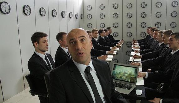 Съемки фильма «Очем говорят мужчины. Продолжение»