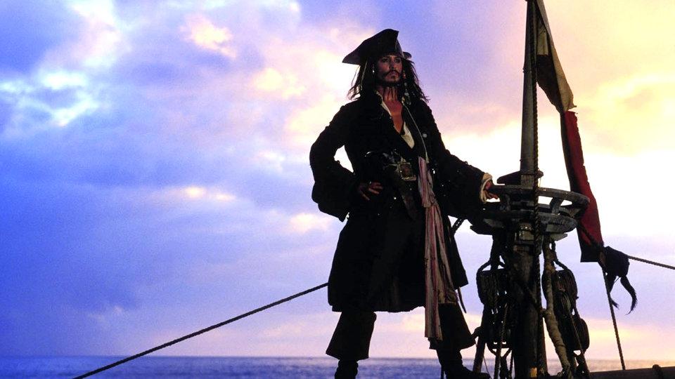 """«Пираты Карибского моря: Проклятие """"Черной жемчужины""""»"""