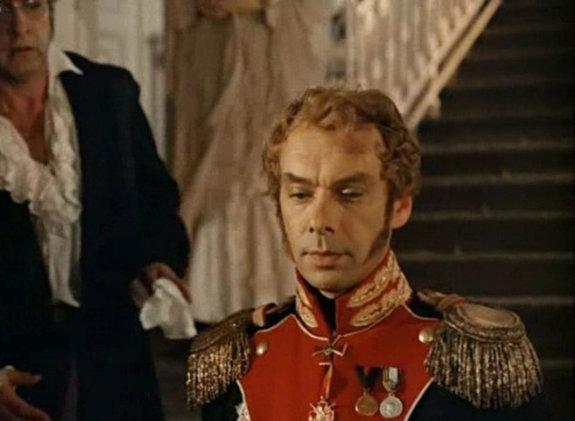 Кадр из фильма «Звезда пленительного счастья» (1975)