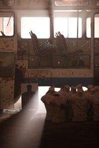 Съемочная площадка: «На ощупь» Юрия Грымова