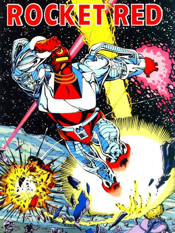 Комикс Who's Who in the DC Universe №4 / художник: Барт Сирс