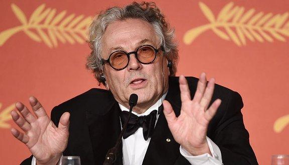 Джордж Миллер на финальной пресс-конференции жюри в Каннах