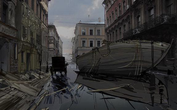 Галопом поXIXвеку: Как создавался визуальный мир «Дуэлянта»