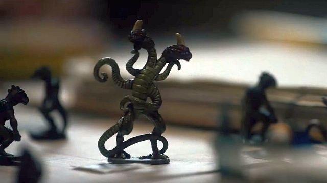 Демогоргон — именно этот монстр съедает Уилла в игре