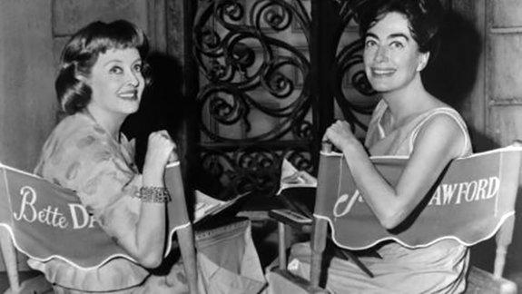 Бетти Дэвис и Джоан Кроуфорд