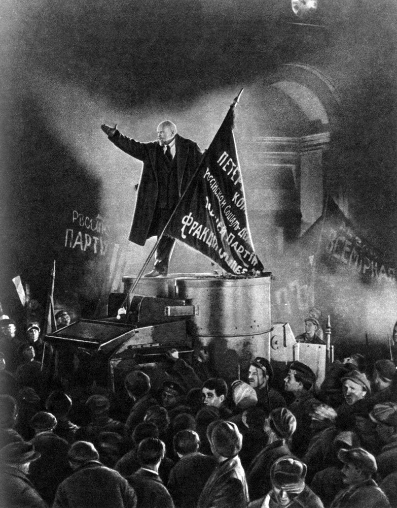 «Октябрь» (1927)