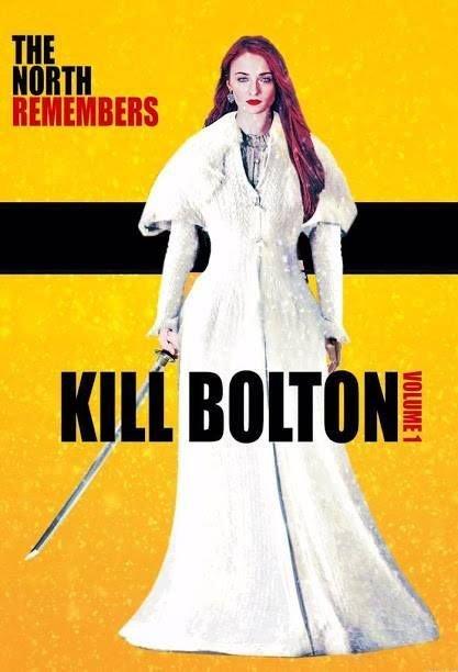 Убить Болтона. Север помнит