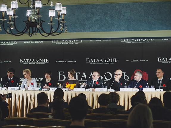 Федор Бондарчук о «Батальоне»: «Мы все сделали честно»