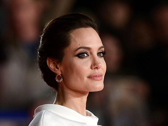 Анджелина Джоли: «Путь к победе порой лежит через прощение»