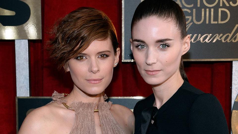 Кейт Мара и Руни Мара / Фото: Getty Images