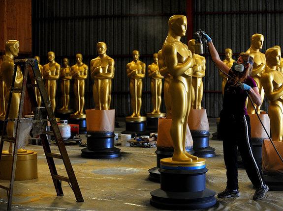 Орден золотых меченосцев: Главное опремии «Оскар»