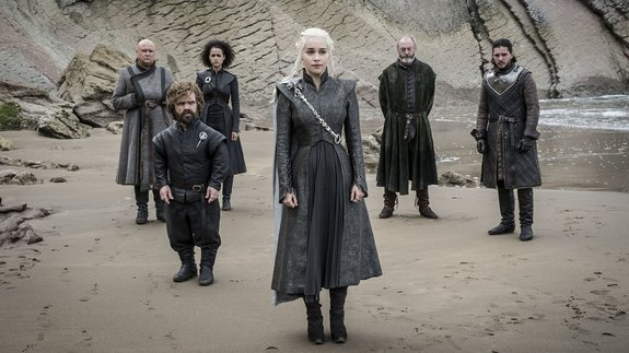 8-й сезон «Игры престолов» выйдет в апреле 2019-го
