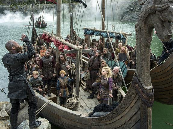 «Викинги»: Как снимается популярный исторический сериал